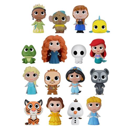 Pre Order Now Disney Princesses Mystery Minis Vinyl