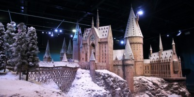 Harry Potter HogwartsInTheSnow_1