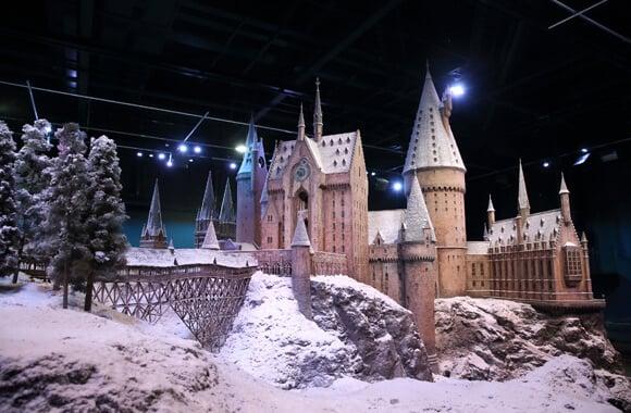 Harry Potter HogwartsInTheSnow_1