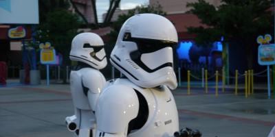 Force Awakens stormtroopers