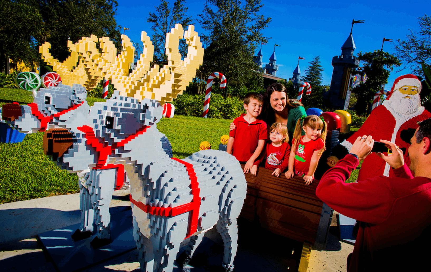 Christmas Bricktacular seasonal celebration begins at LEGOLAND ...