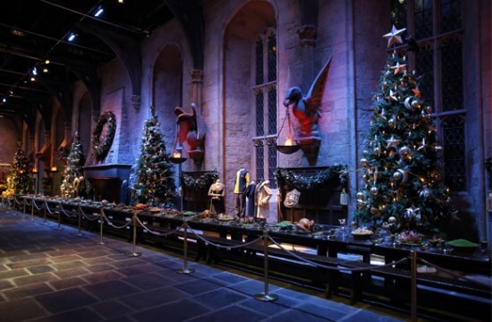 Harry Potter WhatsOn_HogwartsInTheSnow