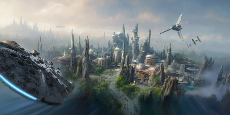 Image Copyright Disney / Lucasfilm