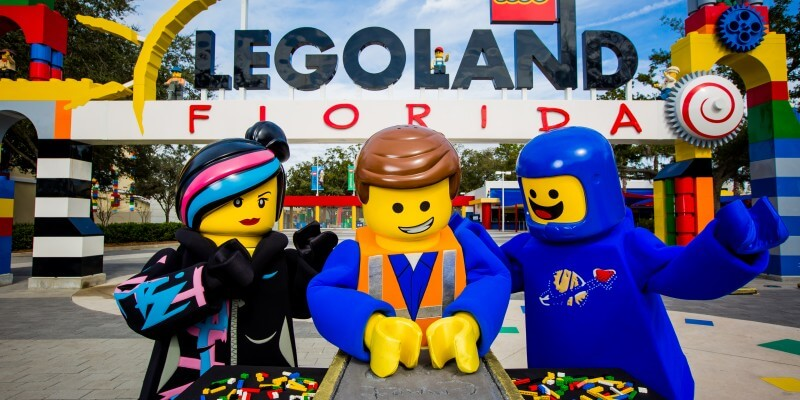 (PHOTO / Chip Litherland Photography for LEGOLAND Florida Resort)