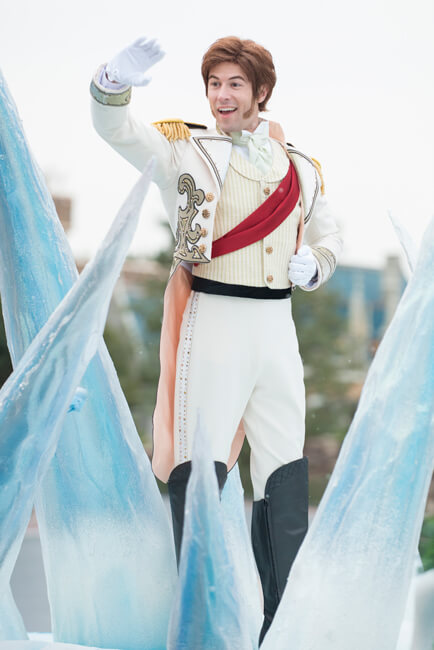 Hans Disneyland