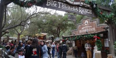 Big Thunder Ranch Disneyland