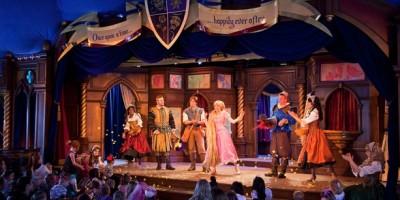 Tangled Royal Theatre Disneyland