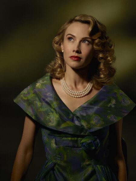 WYNN EVERETT Agent Carter Madame Masque