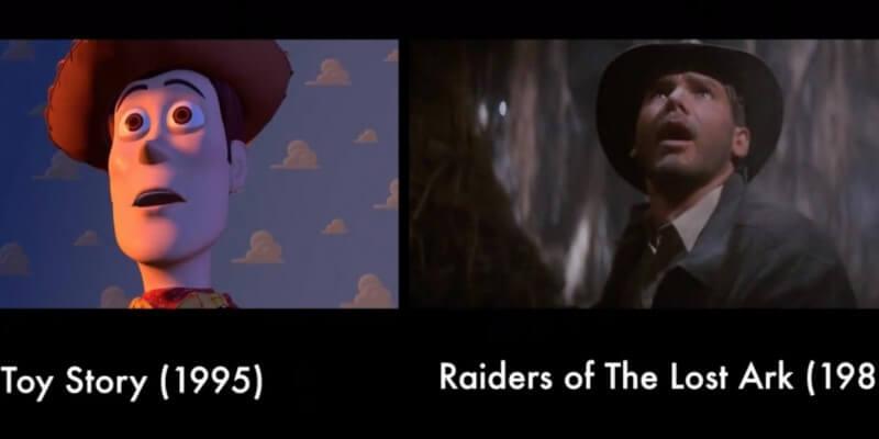 Pixar-tributes
