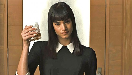 Sofia Boutella Kingsman The Secret Service