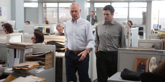 Spotlight Mark Ruffalo Michael Keaton