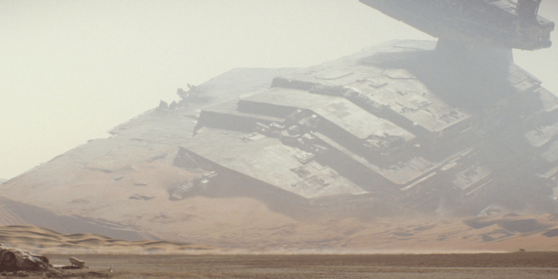 Star Destroyer Star Wars