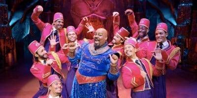Aladdin on Broadway