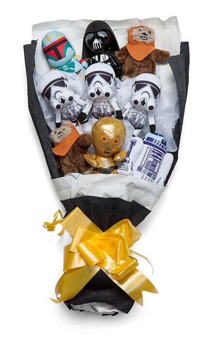 Give The Perfect Valentines Day Gift With Star Wars