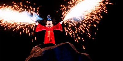 Fantasmic Hollywood Studios