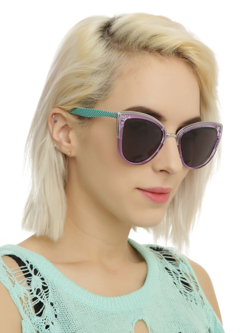 Hot Topic Sunglasses  new disney the little mermaid ariel sunglasses inside the magic