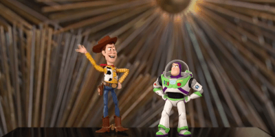 Buzz Woody Oscars