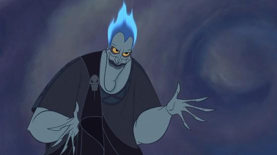 Hades Animated Hercules