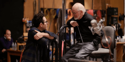 John Williams JJ Abrams Star Wars Force Awakens