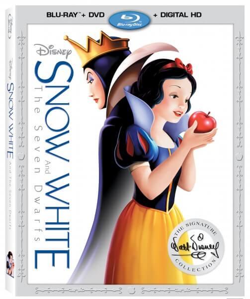 Snow White Combo Art