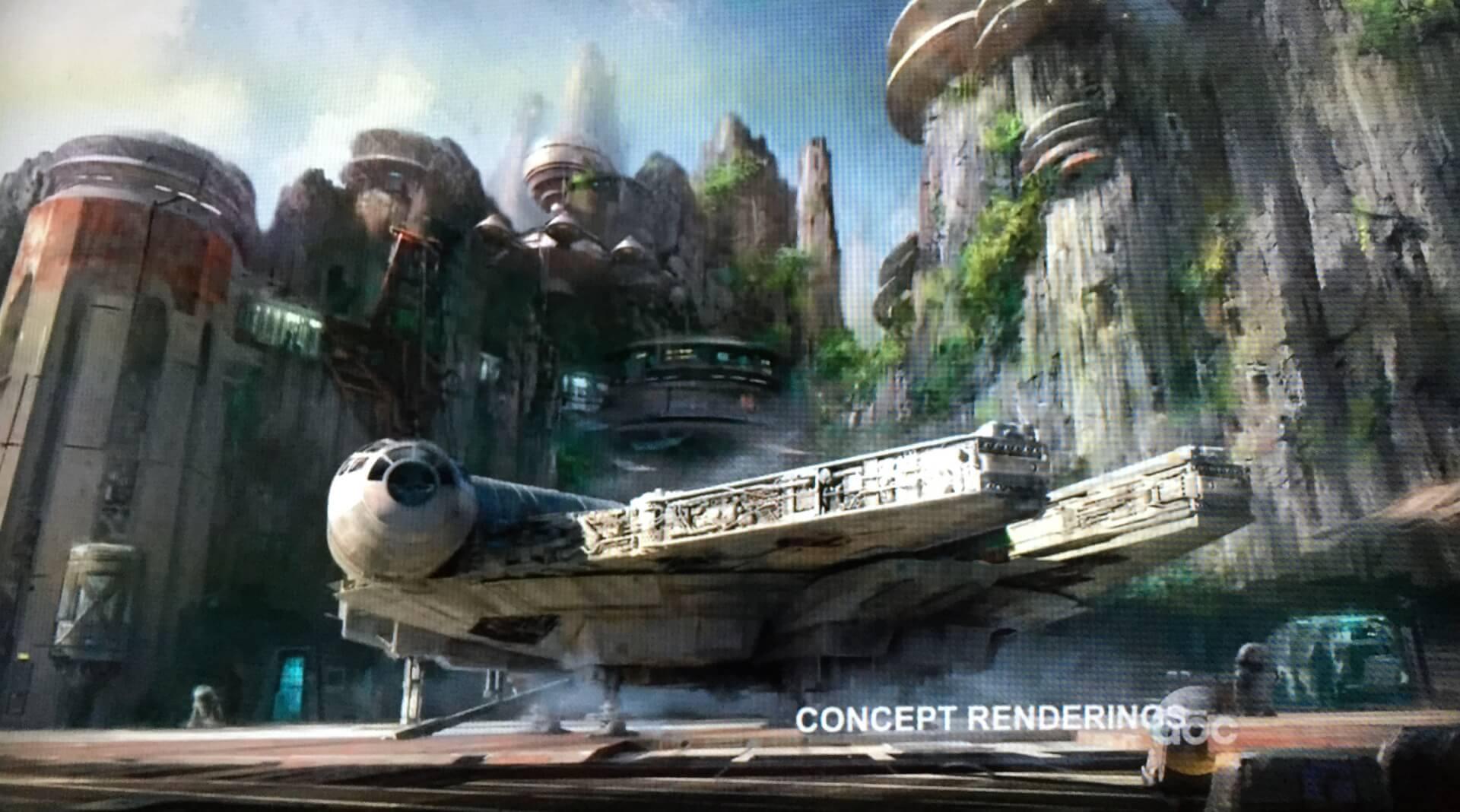 Star Wars land Disneyland Resort -new 2019- Star-Wars-Land-2