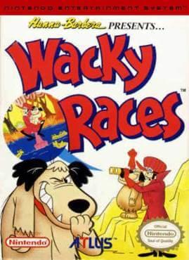 NES Wacky Races