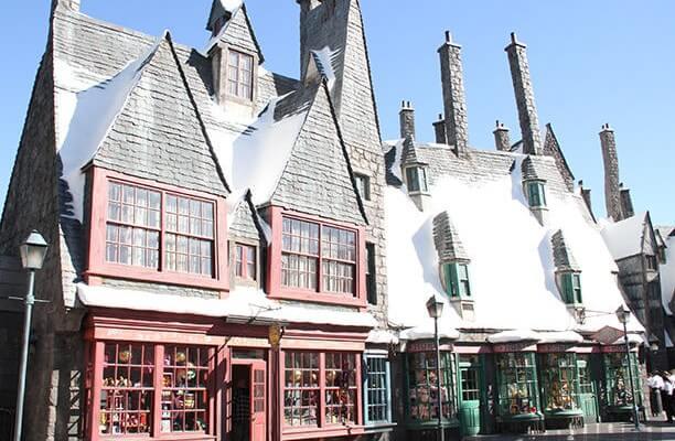 Wizarding World Harry Potter Universal Studios Hollywood