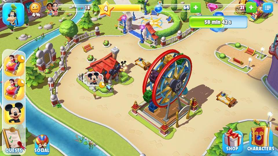 Image gallery magic kingdom app Magic app