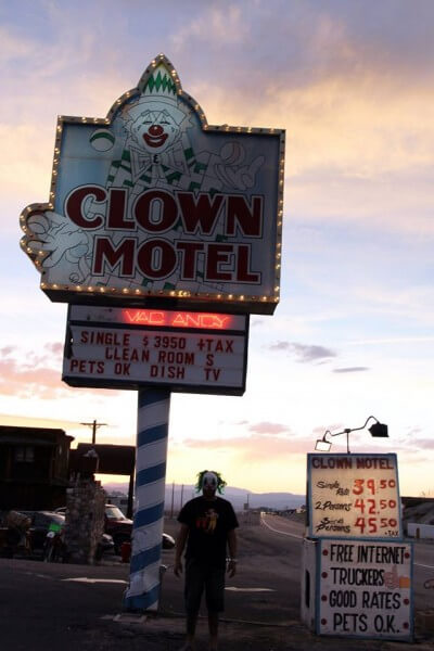 Clown Motel 4