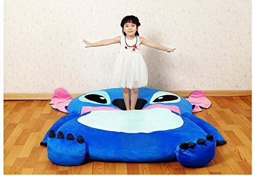 Lilo Amp Stitch Sleeping Sofa Bed Inside The Magic