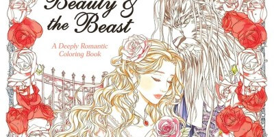 beauty and the beast coloring book - Beauty And The Beast Coloring Book