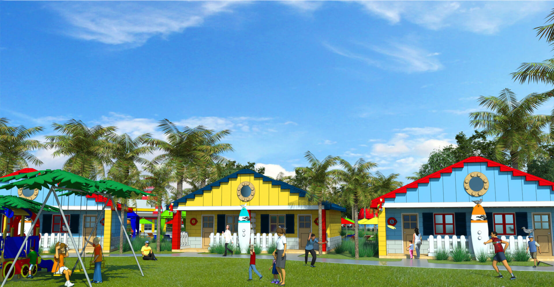 Legoland Beach Resort Pool