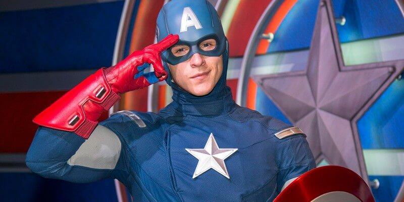 Image Copyright Marvel/Disney
