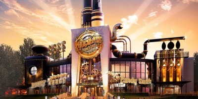 Toothsome Chocolate Factory Universal CityWalk