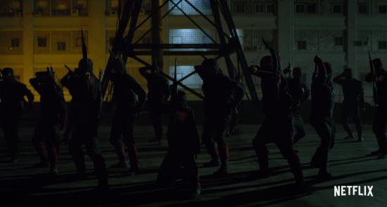 Daredevil Season 2 Final Trailer The Hand 1
