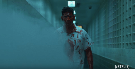 Daredevil Season 2 Punisher Blood
