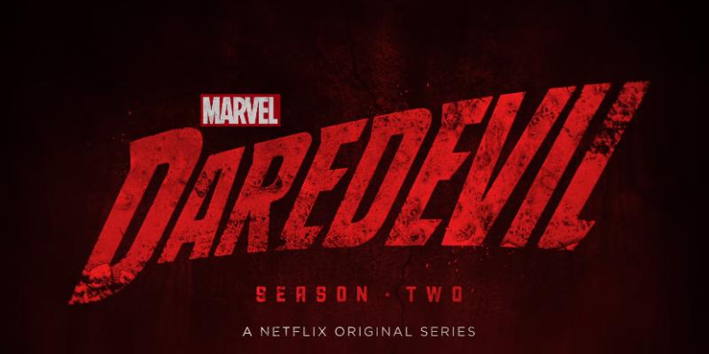 Daredevil Season 2 Title Card