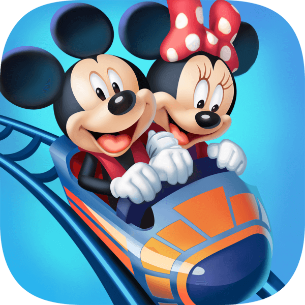 Disney Magic Kingdoms Launch icon iOS