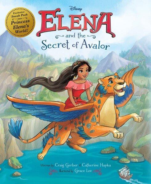 Elena and the Secret of Avalor_Jacket -embed