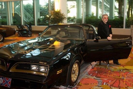 Burt Reynolds and TransAm