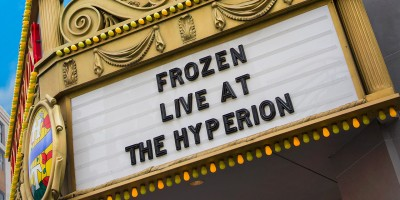 Frozen Hyperion