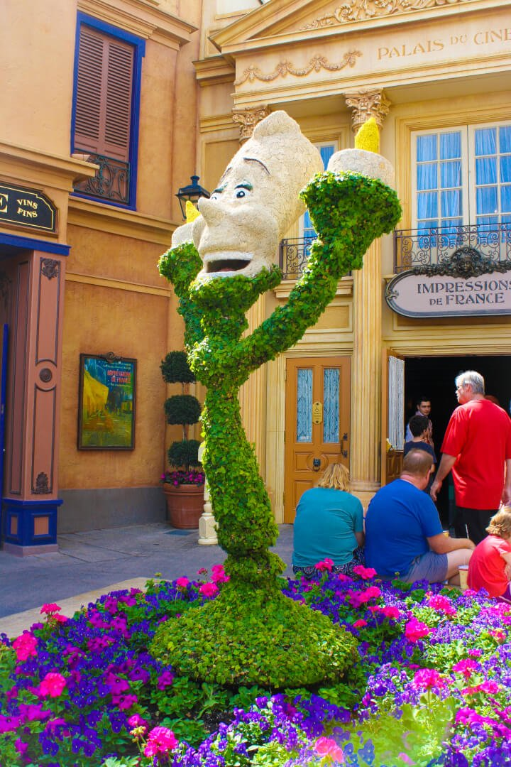 Photos Every Single Topiary At The 2016 Epcot International Flower And Garden Festival Inside