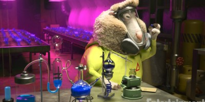 Sheep Zootopia Breaking Bad