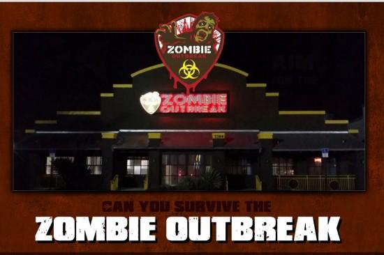 Zombie Outbreak orlando location