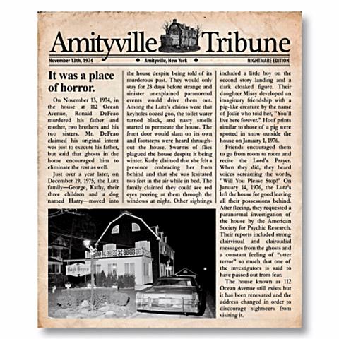 amity newspaper