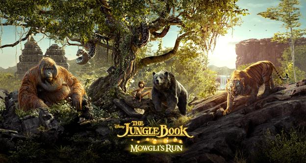 Jungle Book Mowgli's Run