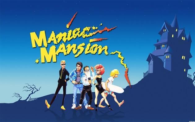 maniac-mansion-logo