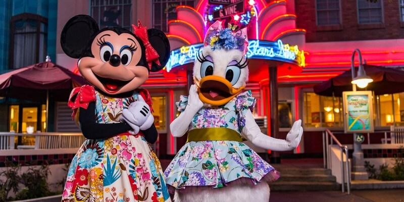 Minnie's Springtime Dine Disney's Hollywood Studios