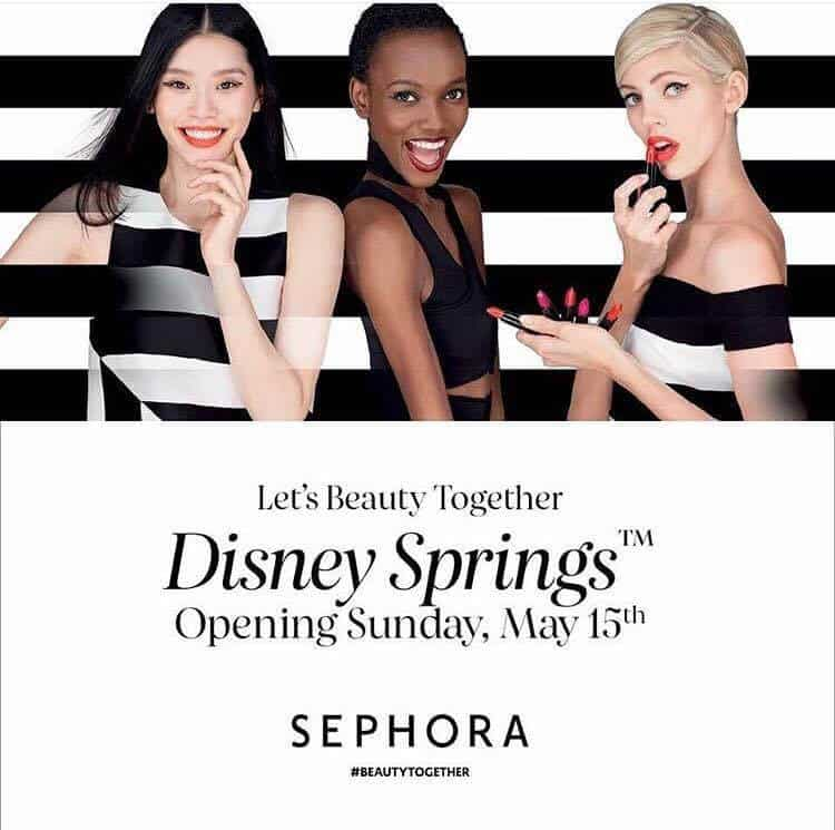 Sephora Disney Springs