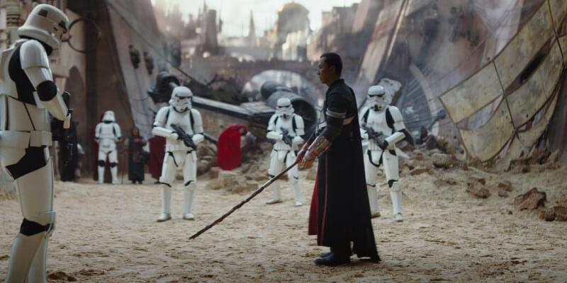 Rogue One: A Star Wars Story(Donnie Yen)Ph: Film Frame©Lucasfilm LFL